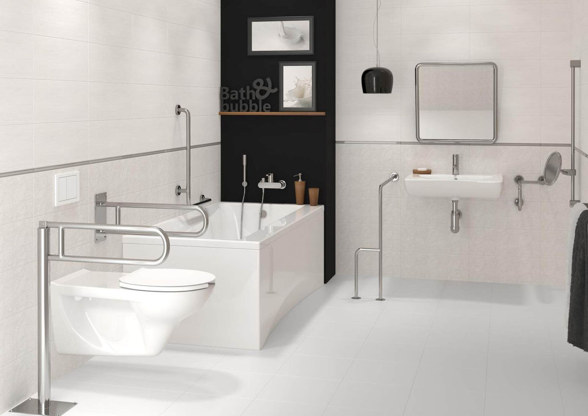 UCH ŚCI DO WC PRZY 50X70 CM L K97-032