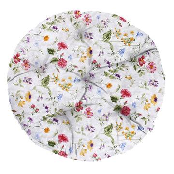 PODUSZKA BRASIL ROYAL FLOWERS 65X65 CM