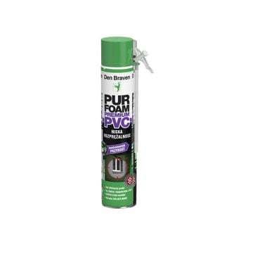 PIANA WĘŻYKOWA PCV PURFOAM 750 ML