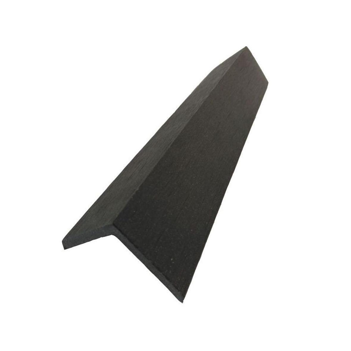 KĄTOWNIK RÓWNORAMIENNY WPC BLACK 45X45X2