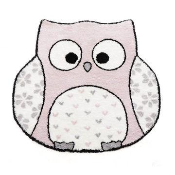 OWL 1054-12 PINK 100X100