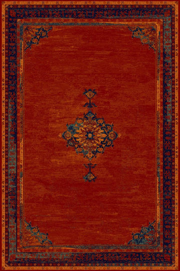 SAMARKAND RUBIN 170X235 L