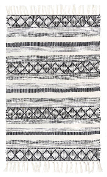 DYWANIK INDIAN GRAY 80X130