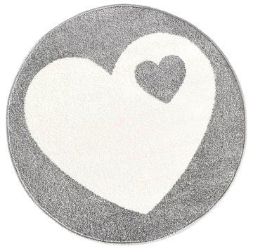 HEART SZARY 100 R