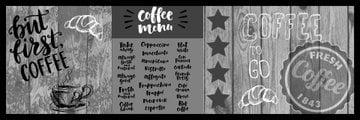 WYCIERACZKA FIRST COFFEE 70 50X150