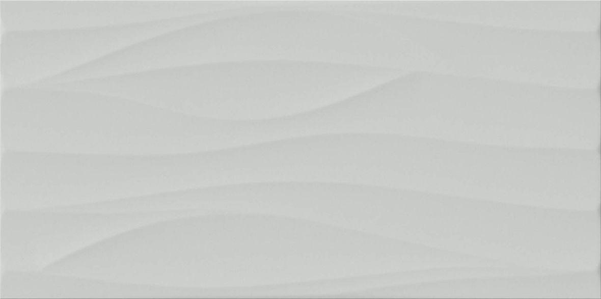 PS800 GREY SATIN WAVE STR 29,8X59,8 G1