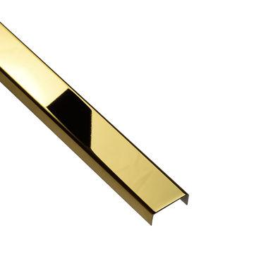 LIST DO GLAZ OZDOB PD GOLD 23 MM