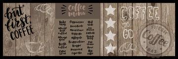 WYCIERACZKA FIRST COFFEE 60 50X150