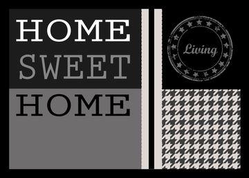 WYCIERACZKA HOME SWEET HOME 30 40X60