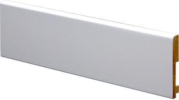 LIST MDF 2500X80X12 BIAŁA L 8/1
