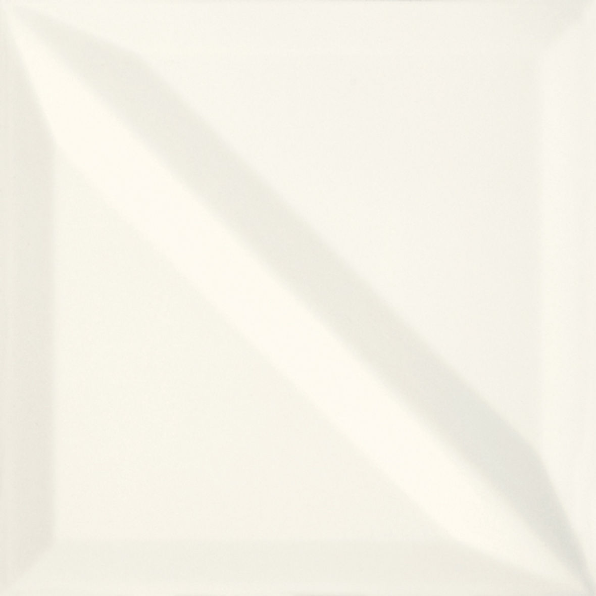 MONOBLOCK WHITE HALF BAR GLOSSY 20X20 G1