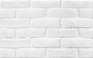 PS213 WHITE STR MAT 25X40 G1