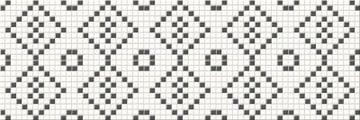 MOZ BLACK&WHITE 25X75