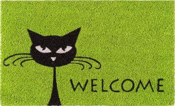 WYCIERACZKA GREEN CAT WITAJ 40X70