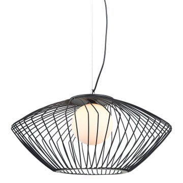 LAMPA ZENO E14 1X25W CZARNY